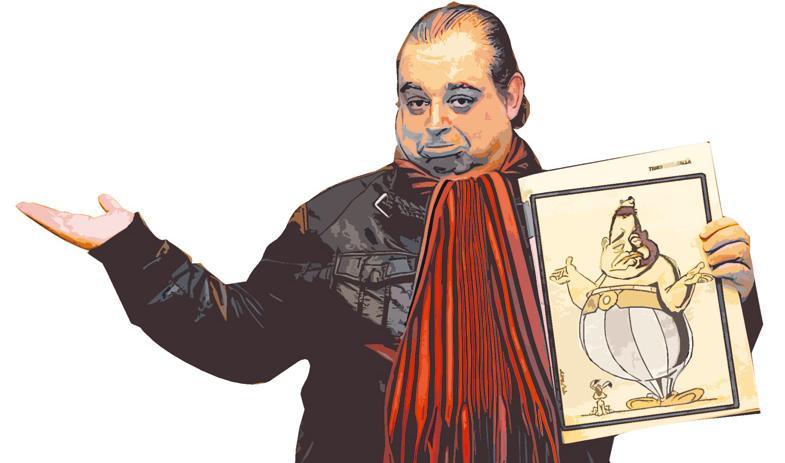 El Canijo de Carmona, o la globalización del Carnaval