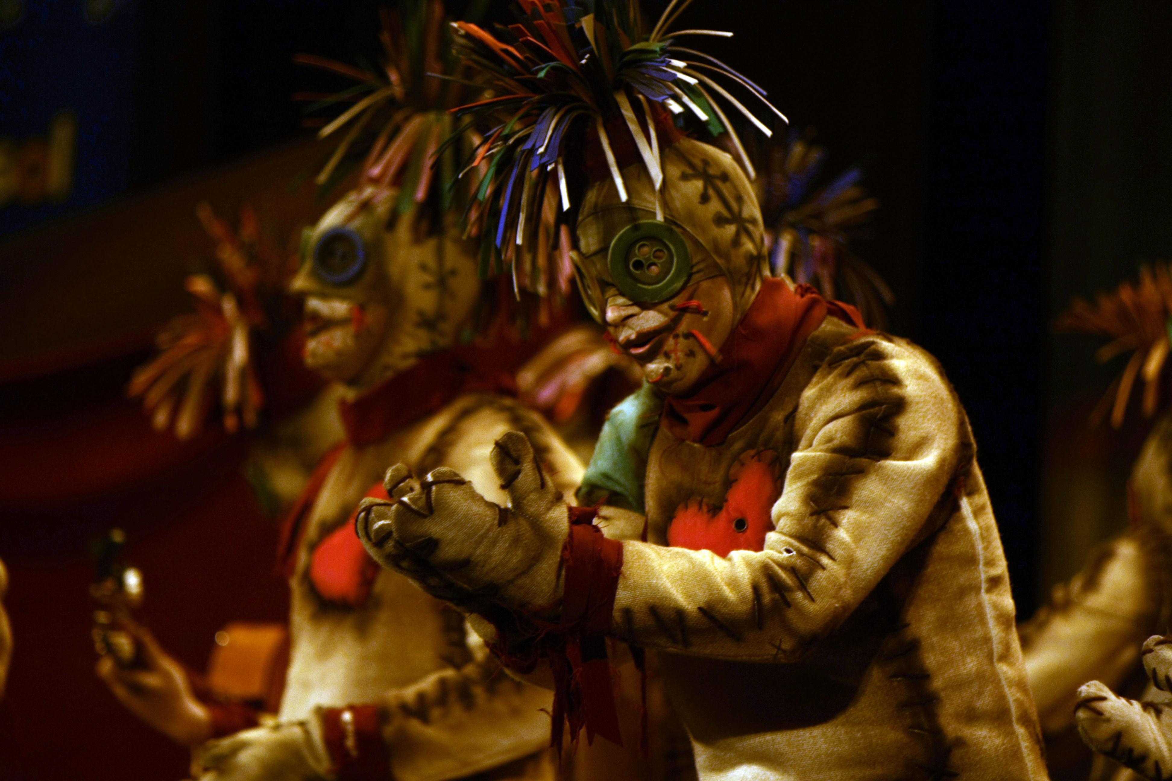 'Los muñecos de Cádiz' nunca fueron finalistas