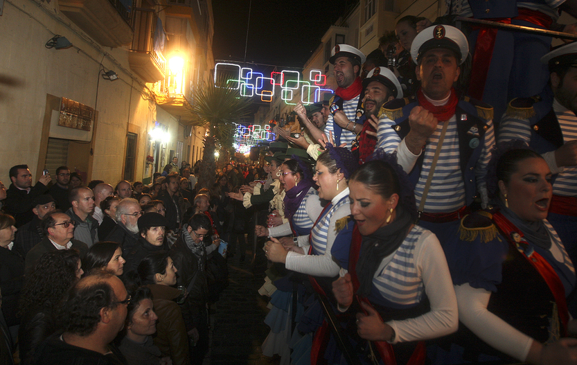 El tango no se olvida del barrio de La Viña