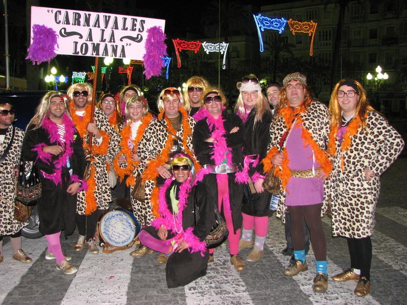 Carnavales a la lomana