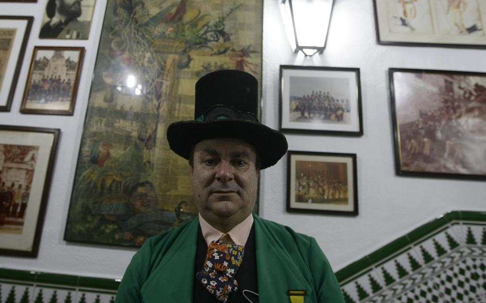 Horacio Gutiérrez (corista): «El dinero de los premios se repartía entre todos los coros»