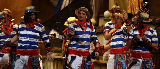 Agotadas las entradas de la noche de Bienvenido, Tovar y Ángel Gago
