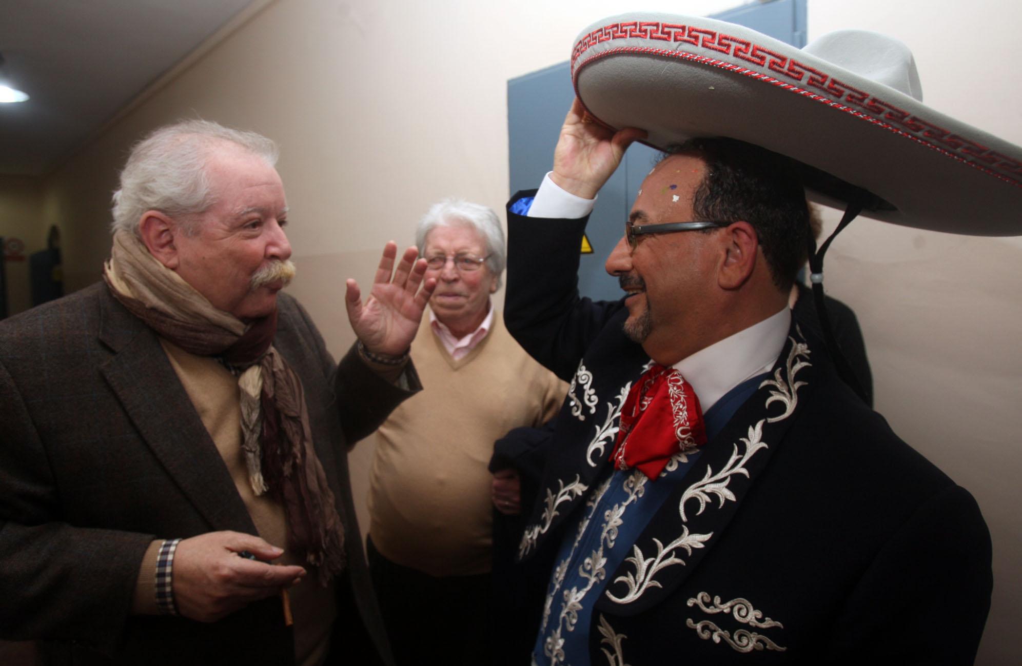 Julio Pardo: «Parece que ha venido el Mesías a Cádiz»