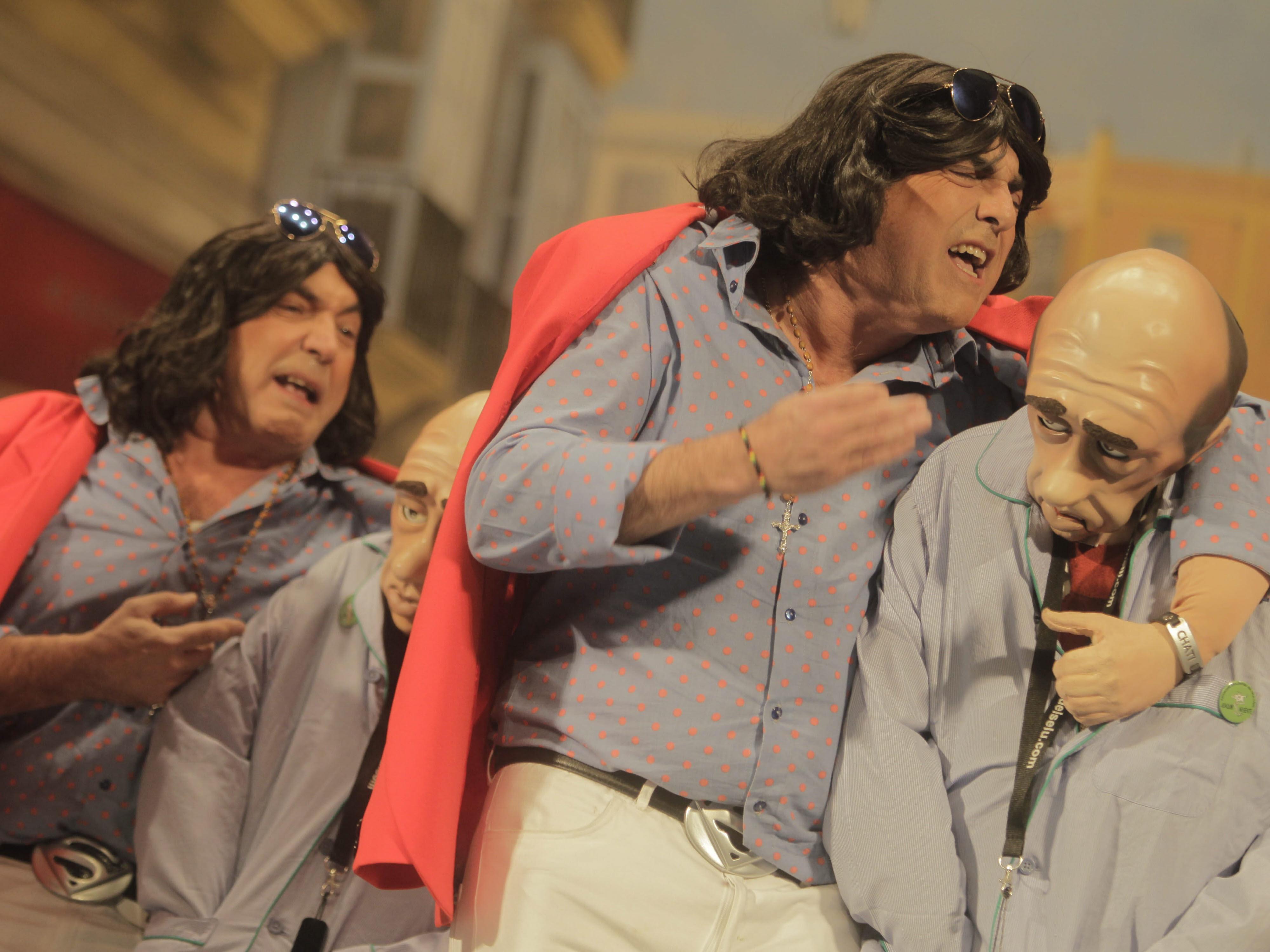La chirigota de Selu será reclamo turístico de Cádiz en 14 ciudades españolas