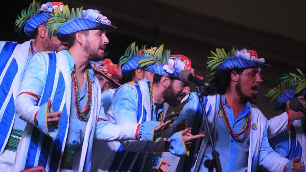 Grandes nombres del Carnaval se vuelcan con el Nazareno
