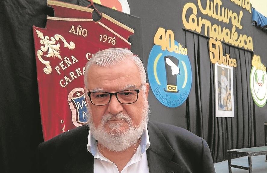 El pregón de Salvador Ramallo, 'Mayeto', abre la semana grande de La Viña
