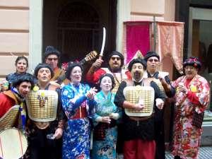 Los últimos samurais de Shan-Cai