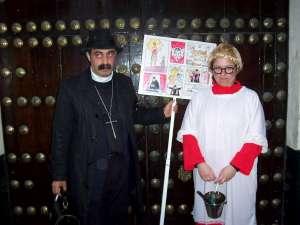 El cura del exorcista