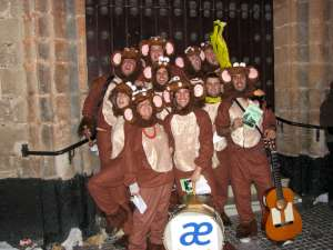 Los monos del Peñón