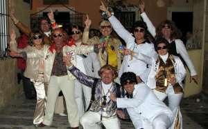 Los Bee Gees de Cádiz