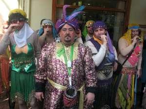 Boabdil el Chico y las sultanas de coco