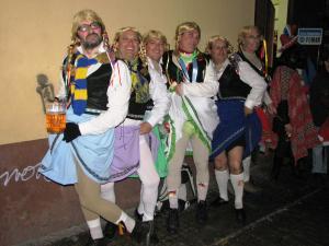 Agrupación Folklórica Muniquesa «Las Germanas Teutonas»