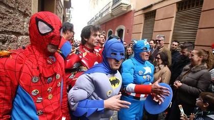 Martínez de Pinillos: «Si tengo que calificar el Carnaval 2016 diría que ha sido excelente»