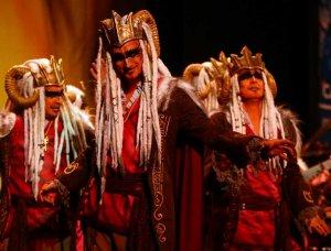 Los Príncipes gana el galardón a la agrupación más popular de 2011