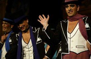 'Juana La Loca' y Radio Cádiz reciben las distinciones de la Prensa por el Carnaval 2011