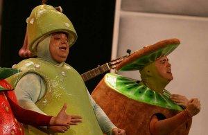 El Carnaval compite contra el Jueves Santo en Marinaleda