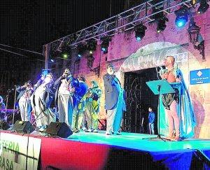 Manu Sánchez pregona el carnaval portuense