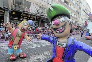 El Carnaval en familia