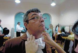 Joaquín Quiñones se une a la lista de ilustres del Baluarte del Carnaval