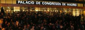La presentación del Carnaval en Madrid logra un gran éxito de convocatoria