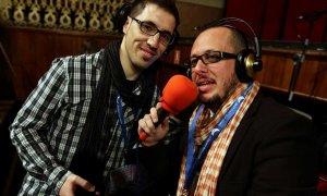 lavozdigital Radio se une a la fiesta del Falla