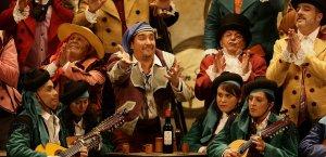 El Carnaval contra Napoleón