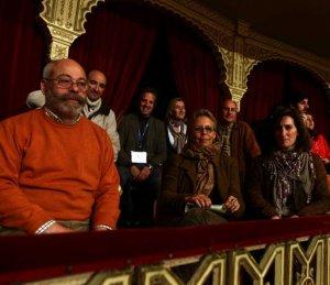 El Teatro Falla se disfraza de forastero