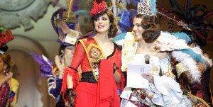 Laura Bermúdez ya es la Diosa del Carnaval del año más esperado