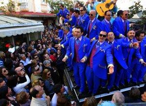 Cádiz se embriaga de tangos