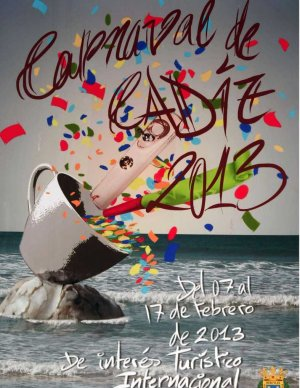 'La tacita en carnavales' anunciará la fiesta del 2013