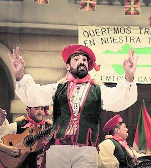 El Carnaval llega a 'patxilandia'