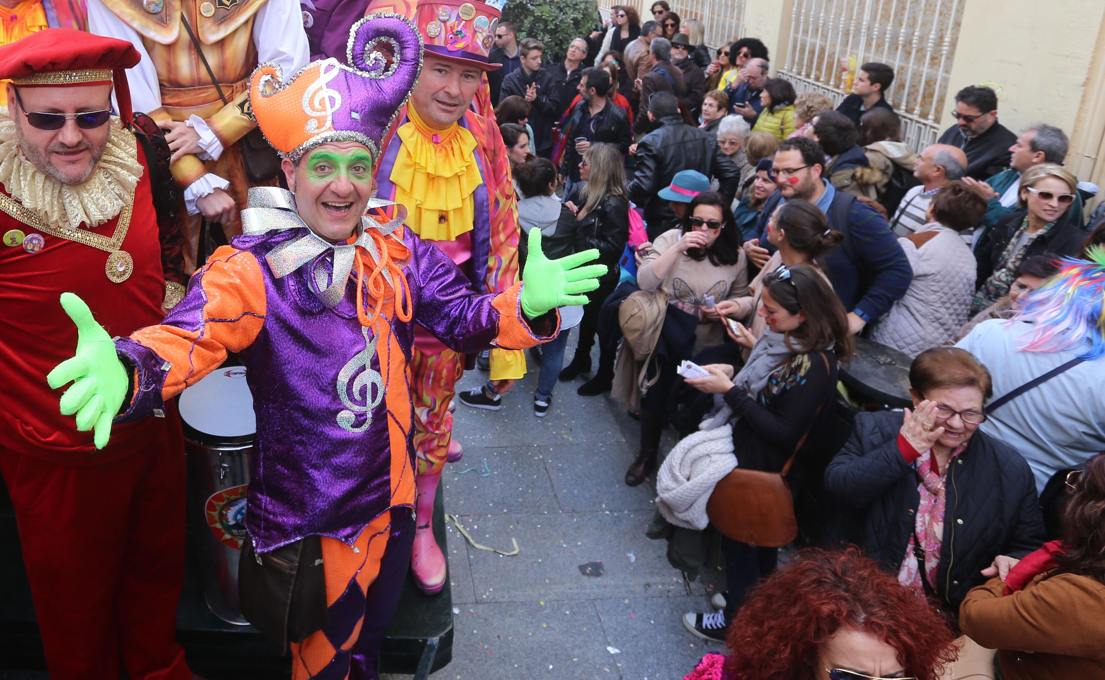 La fecha fija, el gran reto del Carnaval de Cádiz 2018