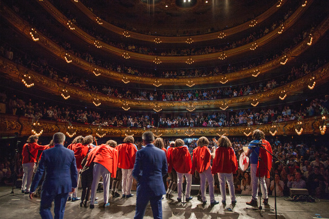 El espectáculo del Carnaval de Cádiz volverá a Barcelona en 2018