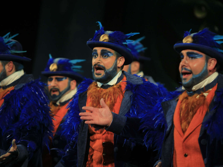 Los cantores: de Ronda a Cádiz pasando por Málaga en una odisea en bus