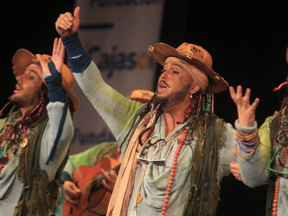 El coro de Luis Rivero y la comparsa OBDC cambian su nombre para el Carnaval de 2018