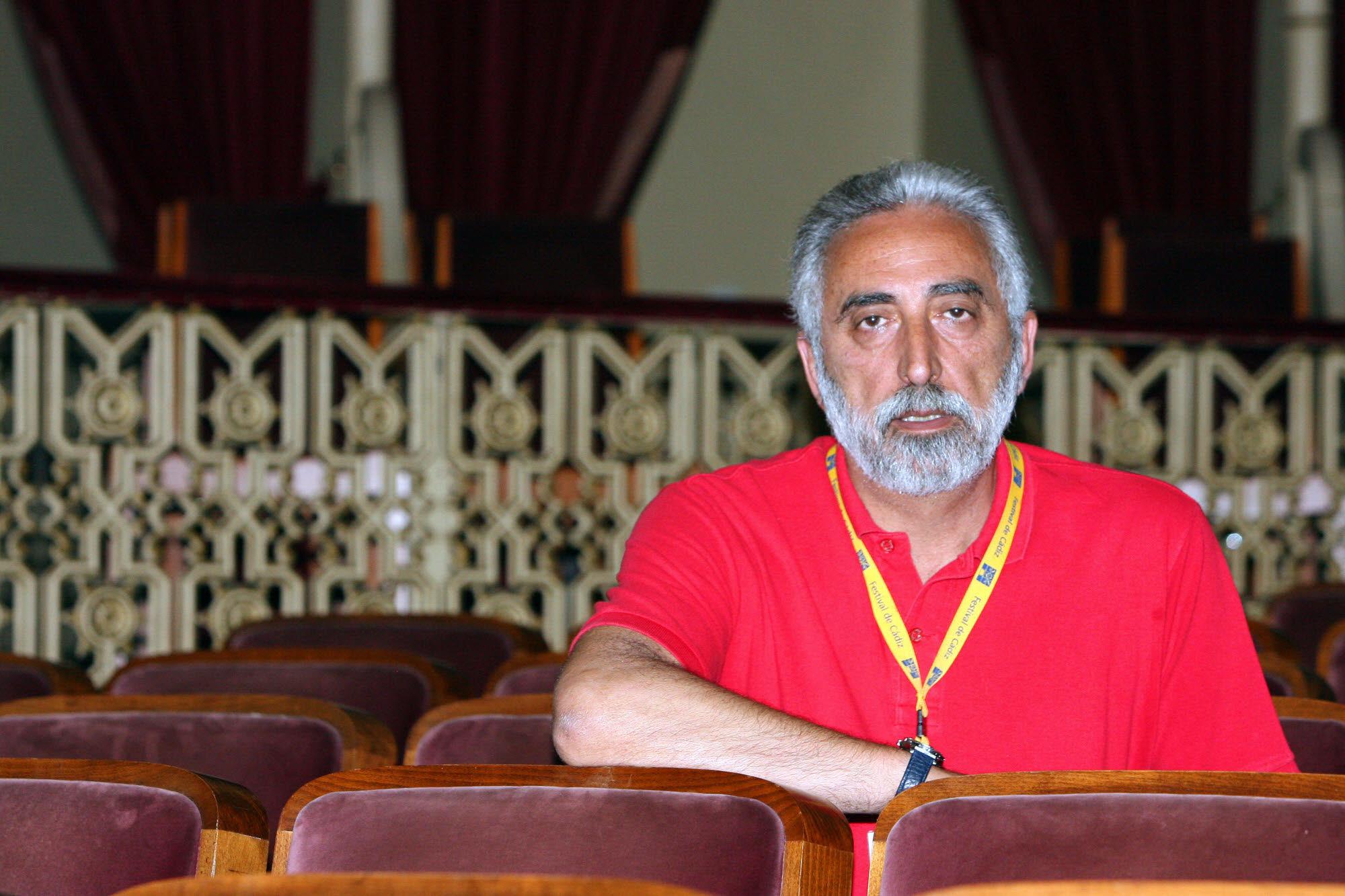 Antonio Fernández-Repeto, propuesto como presidente del jurado del Carnaval 2015