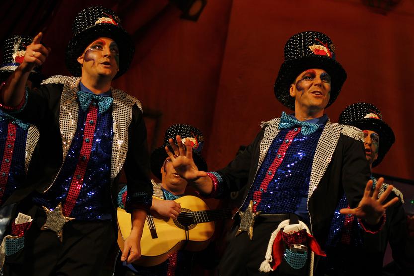 Catastrophic Magic Band