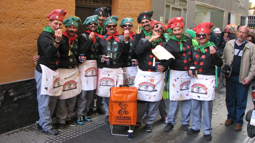 Pizzería e Trattoría «Hermanos Cochambrini»