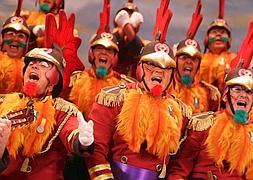Canal Sur entrega mañana la 'Aguja de Oro' al coro 'El Amanecer'