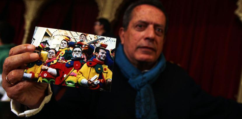 «Fue muy bonito compartir la dirección del coro con Jesús Monzón»