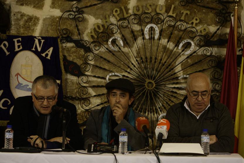 Aragón insinúa que dejará el Concurso el próximo año