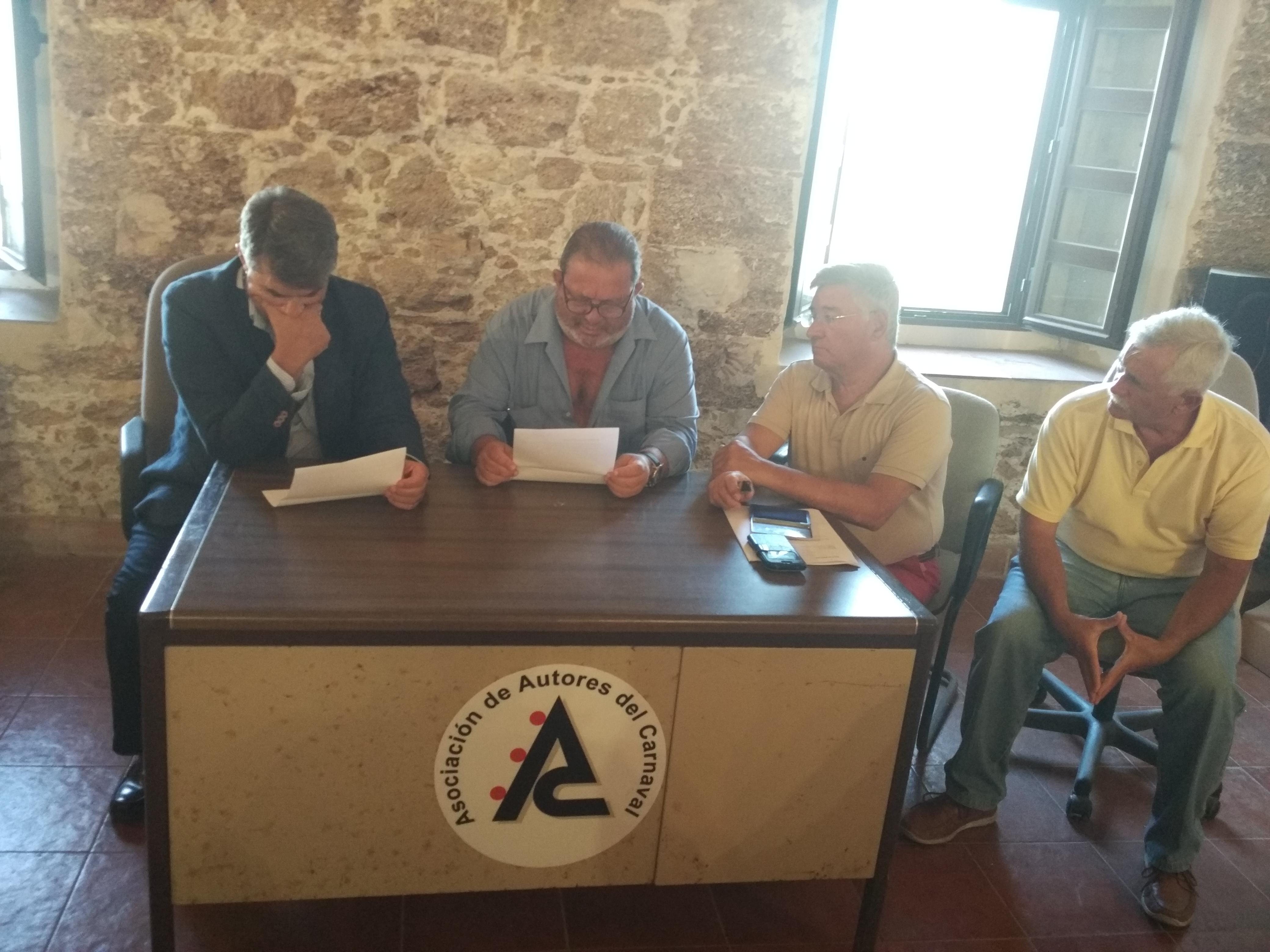 Autores propone que los representantes legales elijan al jurado del Falla