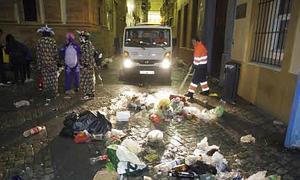 El segundo sábado dejó más de 129 toneladas de basura
