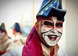Bòma presenta la primera exposición del Carnaval con 50 imágenes de Daniel Vázquez