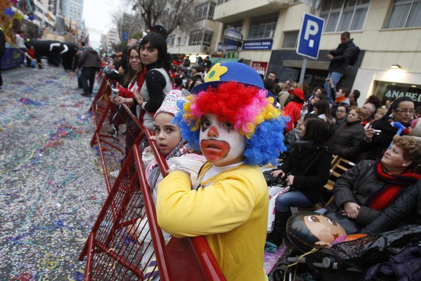 El miércoles salen a la venta las sillas de la cabalgata del domingo de Carnaval