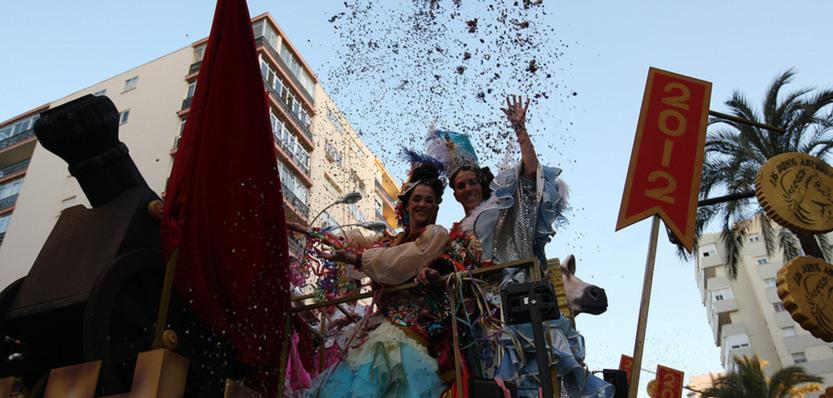 Mañana comienza el plazo de inscripción para participar en la cabalgata de Carnaval