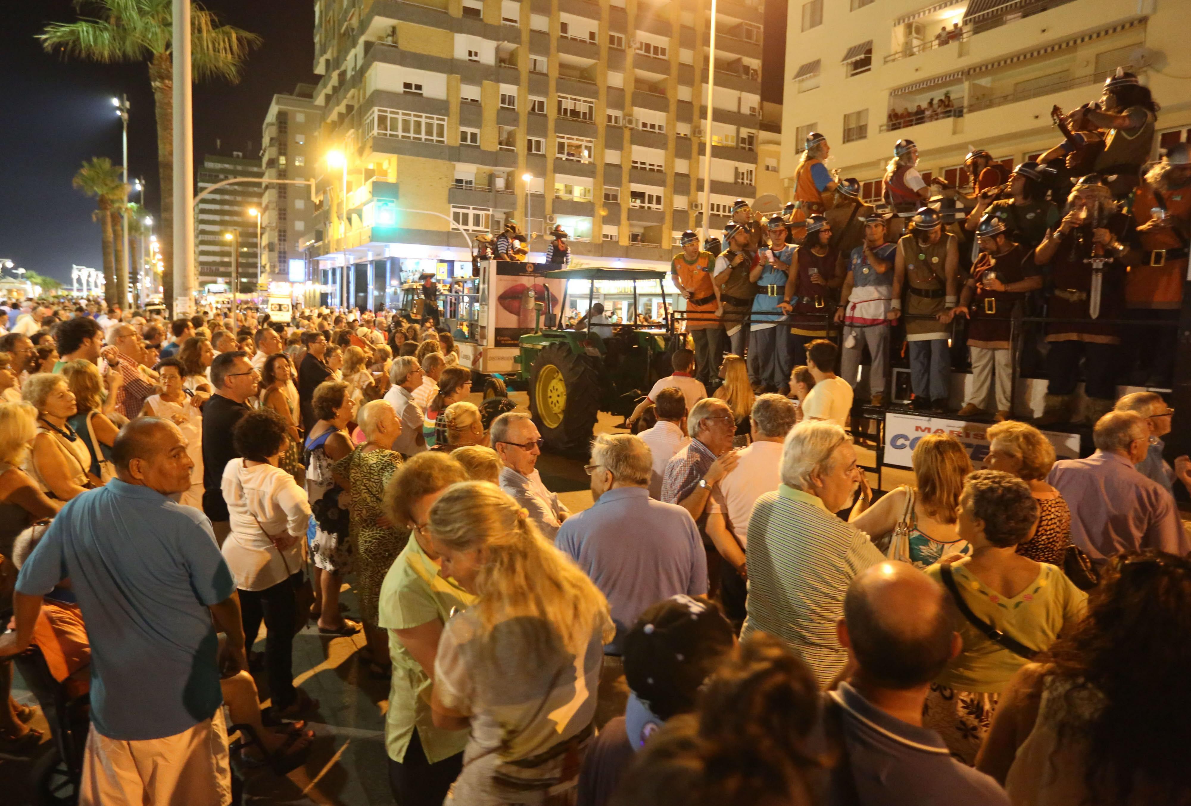 El Carnaval de Verano volverá a las calles de Cádiz este año