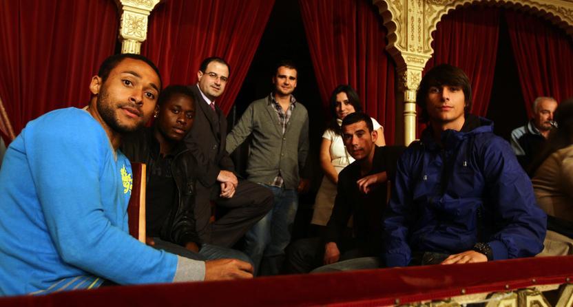 Los futbolistas del Cádiz se hacen un hueco entre los mejores