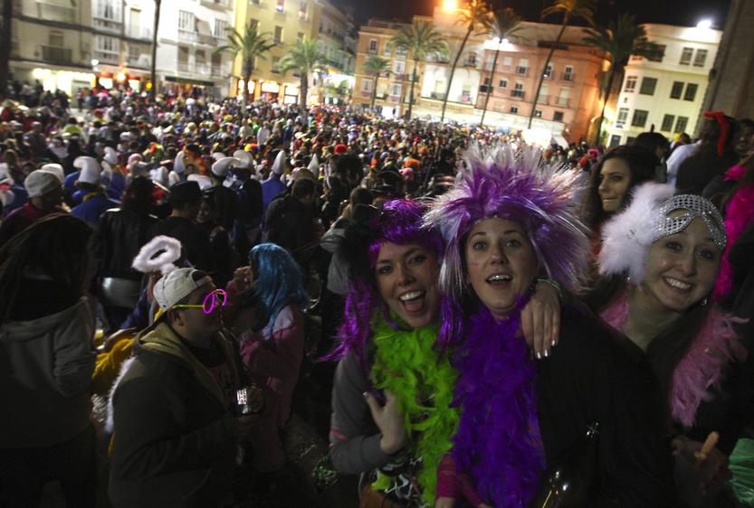Desenfrenado Sábado de Carnaval