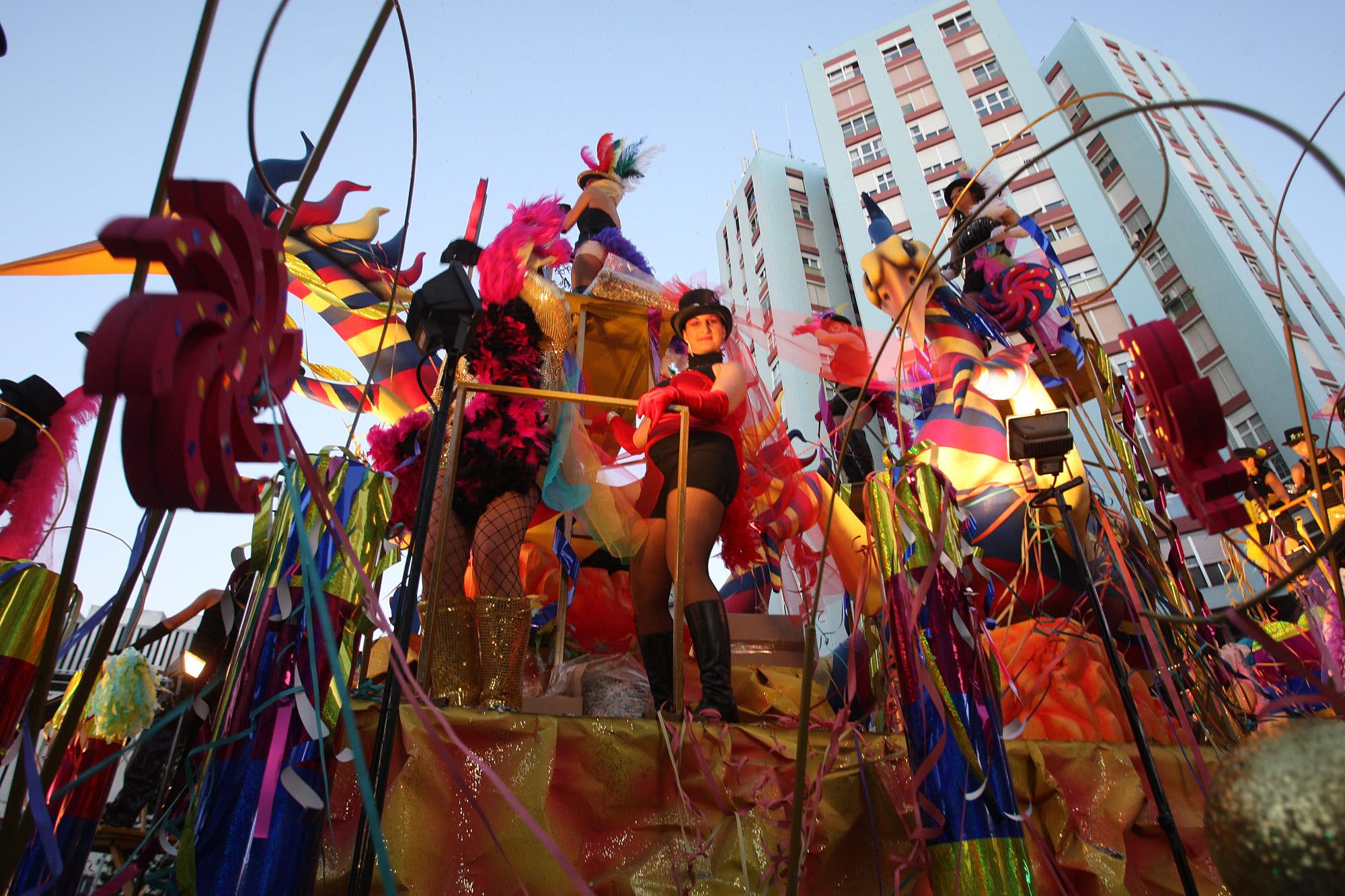 El Ayuntamiento prevé recuperar la Cabalgata del Humor para el próximo Carnaval